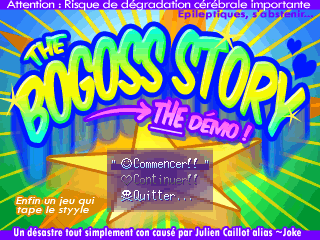 BogossStory (THE démo)