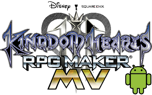 Kingdom Hearts ( RPG MAKER MV - ANDROID )