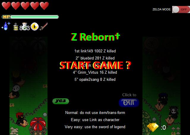 Z-reborn